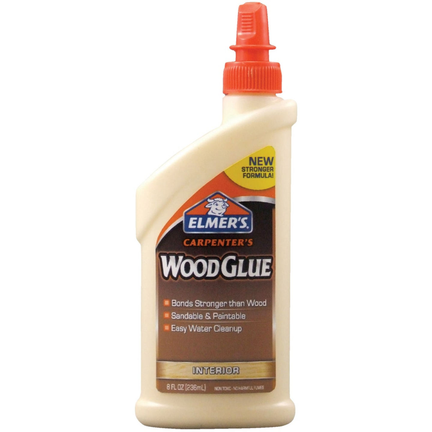 Elmer's Carpenter's 8 Oz. Wood Glue Image 1