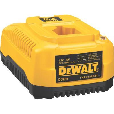 DeWalt 7.2-Volt to 18-Volt Nickel-Cadmium/Nickel-Metal Hydride/Lithium-Ion Fast Battery Charger