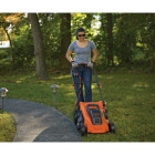 Black & Decker 20 In. 13A Push Electric Lawn Mower Image 4