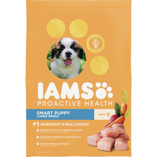 IAMS Proactive Health Smart Puppy Large Breed 15 Lb. Dry Dog Food