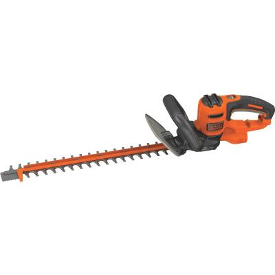 Black & Decker Sawblade 20 In. 3A Corded Electric Hedge Trimmer