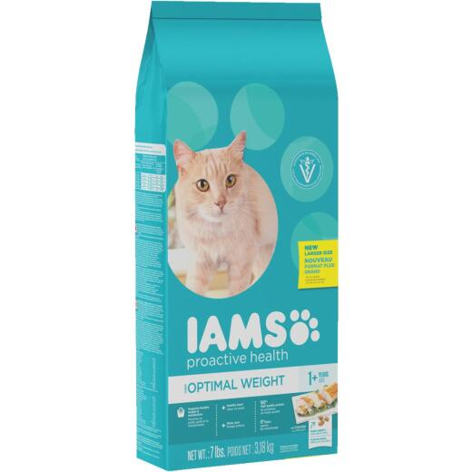 Iams Weight Control 7 Lb. Adult Cat Food