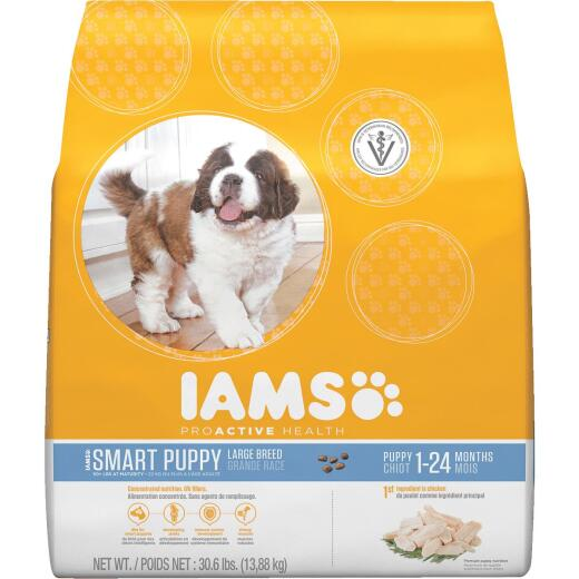 IAMS Proactive Health Smart Puppy Large Breed 30.6 Lb. Dry Dog Food